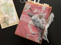 Small Junk Journal - Design Project for A Whimsical Adventure - SOLD