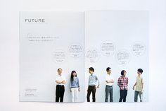 Masaomi Fujita on Behance Magazine Design, Graphic Design Magazine, Magazine Layouts, Yearbook Design Layout, Yearbook Layouts, Yearbook Theme, Yearbook Class, Yearbook Ideas, Leaflet Design