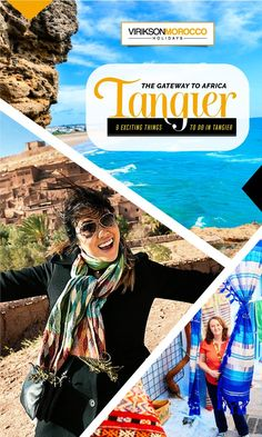 The Antique Architecture and Kasbah of Tangier have always been very fascinating for the Tourists. Tangier represents the most cultural and historical side of Morocco. Let's have a look at the 9 exciting things to do in Tangier. Holiday Destinations, Travel Destinations, Travel Tips, Summer Winter, Winter Holidays, Stuff To Do, Things To Do, Morocco Travel, Next Holiday