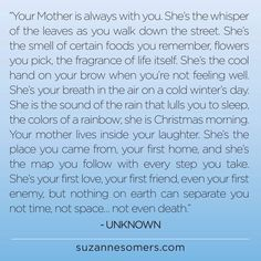 For anyone who has lost their Moms