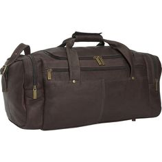 1787b332e7f4 David King David, Shoe Polish, Dark Brown Leather, Duffel Bags, Gifts For