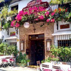 Old town Marbella, Costa del Sol