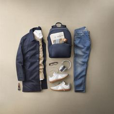 Raddestlooks: The Best Men's Fashion Outfit Collection. The inspiration that you need. Best Mens Fashion, Cute Fashion, Fashion Outfits, Fashion Tips, Men's Fashion, Fashion Ideas, Fashion Trends, Casual Wear, Casual Outfits