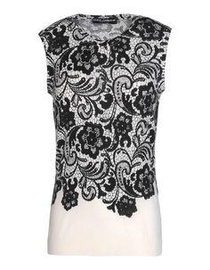 Sleeveless sweater Women's - DOLCE & GABBANA - $1095