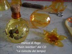 L'Angolo di Maria - 04 - CREAZIONE ALBERINI DI NATALE CON BOTTIGLIE DI PLASTICA - YouTube