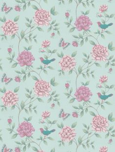 Monsoon's Isabelle (17869) is taken from the  wallpaper collection. background