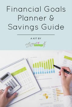 Financial Goal Tracker and Guide on How to Save Money by City Girl Savings