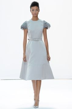 Daks womenswear, spring/summer 2015, London Fashion Week