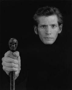 Robert Mapplethorpe  Self Portrait  1988