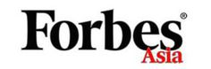 Forbes Asia, launched in 2005, expands and enhances the coverage of this constantly growing region.  Published in English, it is available across the Asia/Pacific region.