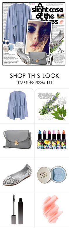 """""""Newchic.com 3"""" by cindy88 ❤ liked on Polyvore featuring Whiteley, Anja, Serge Lutens, Birchrose + Co. and Nine West"""