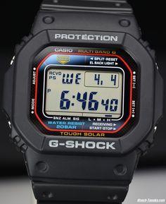 CASIO G-SHOCK MULTIBAND6 GW-M5610-1JF Casio G Shock Multi-Band 6