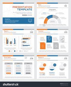 Set Of Infographic Presentation Template , Infographic Element , Business Flyer, Corporate Report, Presentation, Marketing , Layout Design , Modern Flat Business Style , Vector Design Illustration - 336576347 : Shutterstock