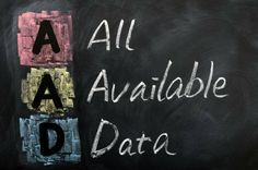 Isn't Big Data Really About All Data?