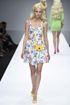 Moschino catwalk, Milan Fashion Week