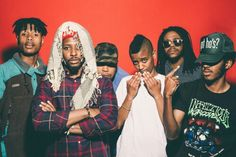This band is an extension of Odd Future