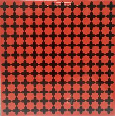 Black & red gloss tile Patterned Wall Tiles, Ceramic Design, Wall Patterns, Classic, Modern, Red, Black, Derby, Trendy Tree