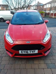 Click The Link To See More Pics And Details Of This Ford Fiesta St  Mountune
