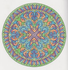 Magical Mandalas 016 done with pencils Art Illustrations, Illustration Art, Adult Coloring, Coloring Pages, Creative Haven Coloring Books, Learn To Sketch, Rug Patterns, Doodle Inspiration, Colouring Techniques