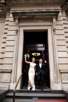 Just Married Melbourne Registry Office