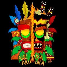 The Aku-Uka Brothers. - By Maxman