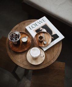universe of chaos - plavecjudit - Coffee Is Life, I Love Coffee, Coffee Break, Croissants, Café Croissant, Espresso, Aesthetic Coffee, Book Aesthetic, Coffee Reading