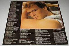 Ivan Tiempo de Ivan Mexican LP w Insert Nacho Cano Mecano Roberto Carlos | eBay