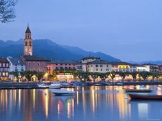 Ticino also surrounds the small Italian enclave of Campione d'Italia and is almost entirely surrounded itself by Italy.