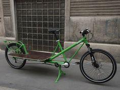 Truck bike   LastenRad Kollektiv