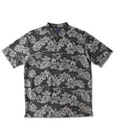 Jack O'Neill Men's Hilo Shirt - Black XXL