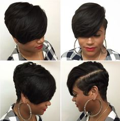 Short Healthy Hair style by @hairbylatise - http://community.blackhairinformation.com/hairstyle-gallery/short-haircuts/short-healthy-hair-style-by-hairbylatise/
