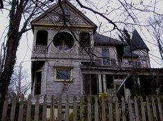 Great house ruins