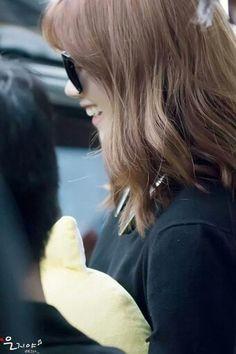 Jung Eun-ji Airport Fashion, Airport Style, Eunji Apink, Eun Ji, Panda Love, Womens Fashion, Women's Clothes, Woman Fashion, Fashion Women
