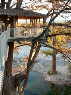 Frio River Treetop - Fully Furnished Family-Friendly Vacation House in the Texas Hill Country. Yes Please!