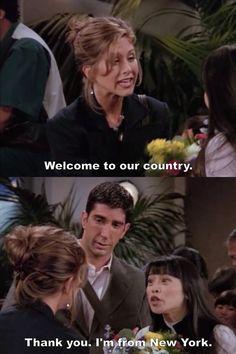 Oh Rachel..