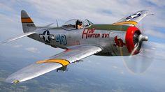 P-47 Thunderbolt Wallpaper | airplanes Thunderbolt Warbird P-47 Thunderbolt wallpaper background