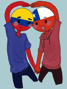 Read Chile x Colombia from the story 🍀Multishipper en Countryhumans🍀 by mari-vwv (☭🍀Pasiva-UwU🍀) with reads. Ecuador, Chi Chi, Disney Characters, Fictional Characters, Wattpad, Country, Wallpapers, Sink, Brazil