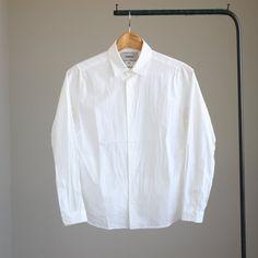 Comfort Shirt - wide #white