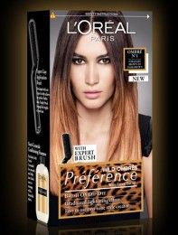 What? L'Oreal Paris OmbresHow much? �5.99 from SuperdrugWhat does it do? This home hair dye allows you to create a two-tone colour finish on your hair. It comes with a special brush that allows you to comb the colour through your hair gradually and soley to the desired area of your hair.An easy way to achieve a salon look at home!
