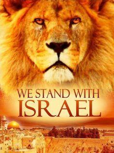 Keep praying and interceding for Israel!
