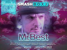 SMASHBOXX Ultra Club – THURSDAY Night Dance Party – 09.20.2012