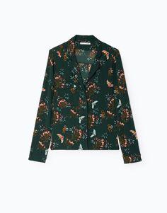 CAMISA FLORAL por apenas 15 na Lefties. Entre agora e descubra a nossa coleção de Blusas e Camisas.