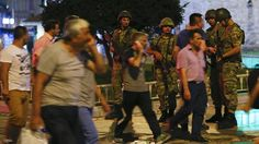 Turkey coup: Military claims takeover, jets seen flying in Turkish ...