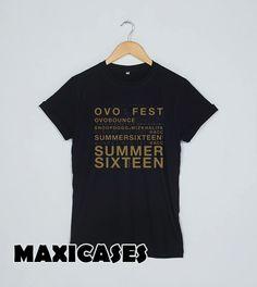 Drake and Future Summer Sixteen Tour T-shirt Men, Women and Youth