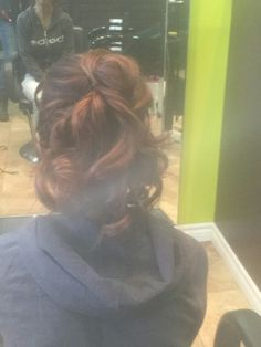 Updos, Dreadlocks, Hairstyle, Beauty, Hair Dos, Beleza, Dreads, Hair Style, Hair Styles