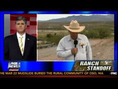 Cliven Bundy Hannity. Bundy Ranch Standoff Against The U.S. Government  4-9-14 Not about the tortoises at all.  It is about the feds wanting this land for 'their agenda' possibly agenda 21?