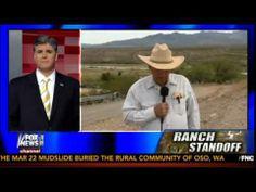 FOX NEWS REPORTS: Cliven Bundy on Hannity. Bundy Ranch Standoff Against The U.S. Government #BundyRanch #StandWithBundy