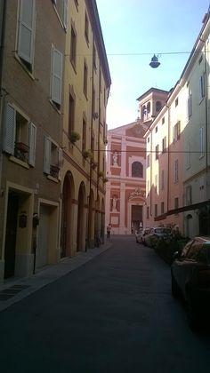Modena / Via Ruggera - Chiesa di San Barnaba 2017