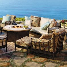 Sorrento Seating | Frontgate | 695.00-8,495.00