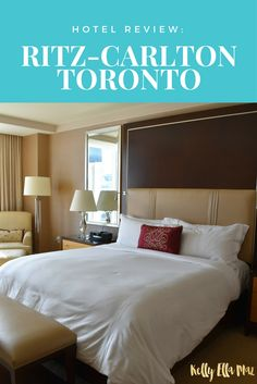 Hotel Review: The Ritz-Carlton Toronto